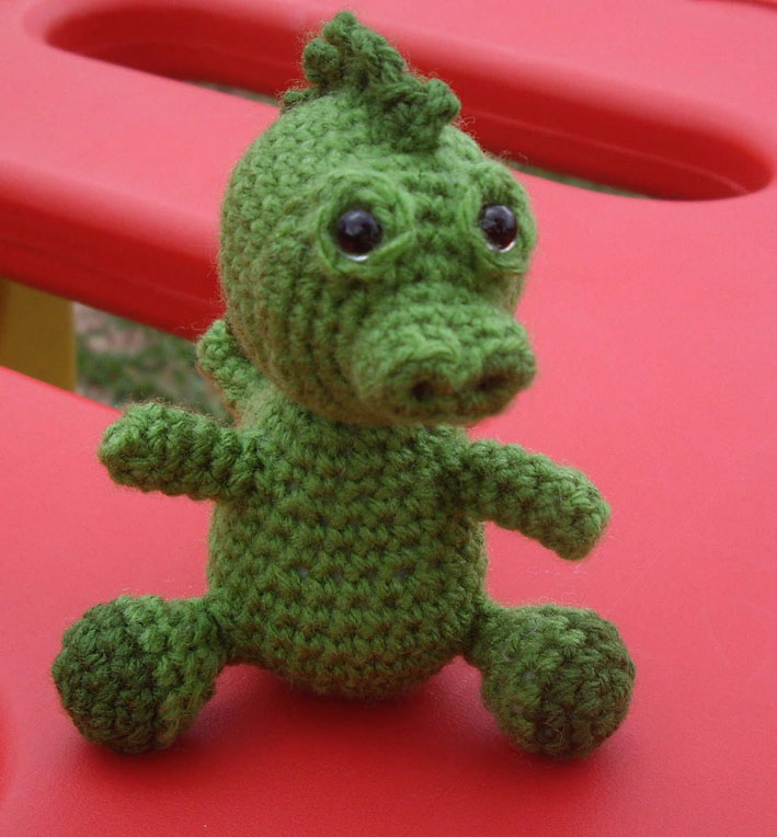 Cutest Crochet Baby Dragon Amigurumi Is The Perfect Gift For Your ... | 764x709