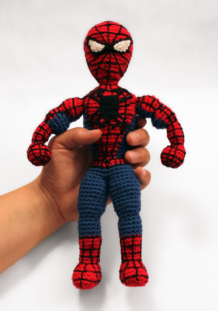Crochet Spiderman Hat Pattern Free Search Results ...