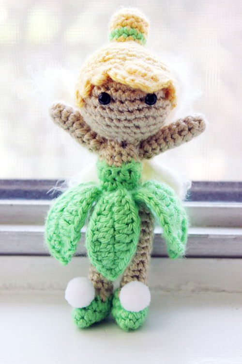 Free Crochet Pattern For Tinkerbell Hat : Buy amigurumi pattern - Amigurumipatterns.net