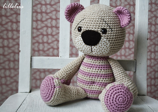 Free pattern of the small cats | Amigurumi and crochet patterns ... | 425x600