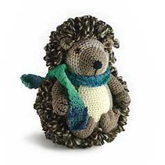 Zoomigurumi 3 - Hedley the Hedgehog pattern