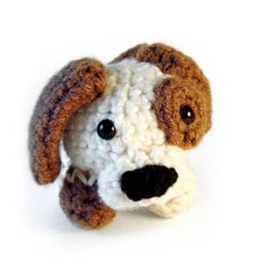 Zoomigurumi Dakota the dog crochet pattern