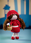 Amigurumi Fairy Tales - Little Red Riding Hood crochet pattern