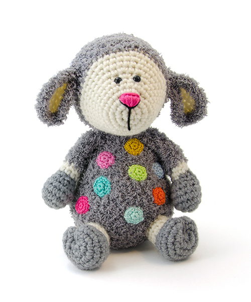 Zoomigurumi 4 - Sofi the sheep crochet pattern