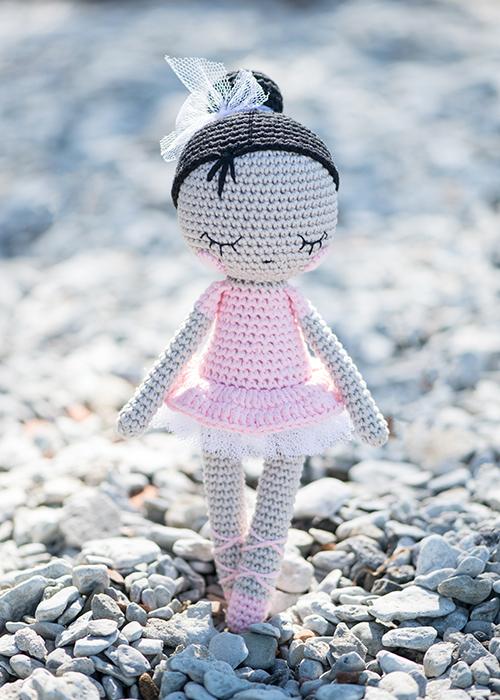 Ballerina doll amigurumi pattern | Crochet patterns amigurumi ... | 700x500