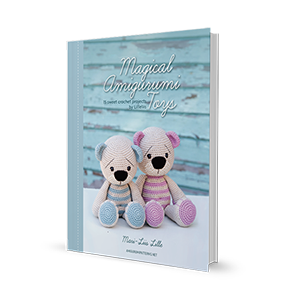 A[mi]dorable Crochet: Magical Amigurumi Toys Book Review and Giveaway!   300x300